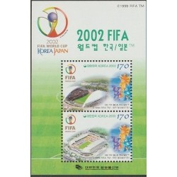 O) 2002 KOREA, FIFA - WORLD CUP KOREA JAPAN - MASCOT, STADIUM, ARCHITECTURE,SOU