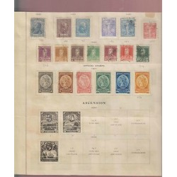o) 1911 TO 1924 ARGENTINA, USED MINT, CLASSICS XF