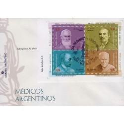G)1996 ARGENTINA, ARGENTINA´S PHYSICIANS, FRANCISCO J. MUÑIZ-RICARDO GUTIERREZ-I