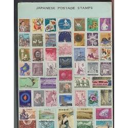 O) 1959 JAPAN - JAPANESE POSTAGE STAMPS, NICE SELECTION