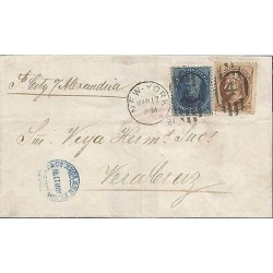 E)1917 USA, PRESIDENTS STAMPS, TAYLOR, JEFFERSON, CIRCULATED COVER