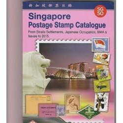 O) 2015 SINGAPORE, CATALOGUE SINGAPORE POSTAGE - STAMPS - JAPANESE OCCUPATION, E