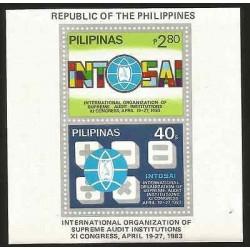 E)1983 PHILIPPINES, INTOSSAI, INTERNATIONAL ORGANIZATION OF SUPREME AUDIT