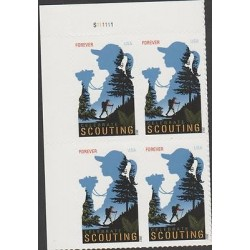 O) 2012 UNITED STATES, SCOUTS-SCOUTING, ADHESIVES-STICKERS, XF