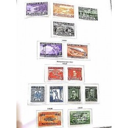 - o) 1936 CARIBE, C18 TO C31, AIRPLANE, ZONA FRANCA PUERTO MATANZAS, ARCO C