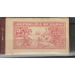 O) 1917 CARIBE, PATRIOTS COMPLETE BOUCLETT, XF