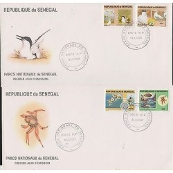 O) 1981 SENEGAL, NATIONAL PARK BARBARIE LANGUAGE - ISLANDS NATIONAL PARK OF MAD