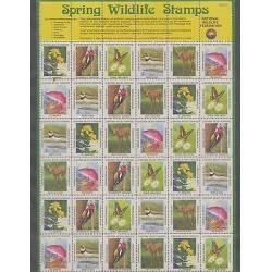 O) 1981 UNITED STATES - USA, WWF - NATIONAL WILDLIFE FEDERATION, PROTECTION, P