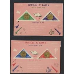 o) 1964 PANAMA, CIENCIAS, NOBEL PRIZE WINNERS 1964 PHYSICS, CHEMISTRY, MEDICINE,