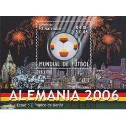 G)2006 EL SALVADOR, SOCCER WORLD CUP GERMANY 2006, OLIMPIC STADIUM BERLIN, FIREW