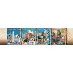 G)2006 EL SALVADOR, SOCCER WORLD CUP GERMANY 2006, BUENOS AIRES-BULLRING MONUMEN