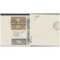 O) 1936 UNITED STATES - USA, FIRST FLIGHT, AIRPLANE - 15 CENTS, BYRD ANTARCTIC E