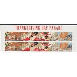 O) 2009 UNITED STATES, ANIMATION, CARTOON, THANKSGIVING DAY PARADE, ADHESIVES, S