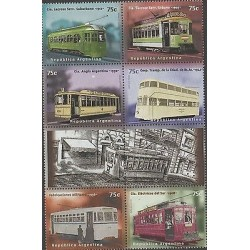 o) 1994 ARGENTINA, ELECTRIC TRAIN, MILITARY INDUSTRIES, MNH