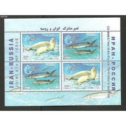 O) 2003 MIDDLE EAST, ANIMAL POLO, NAVY SEAL, SHARK, JOIN ISSUE WITH KOREA, MNH