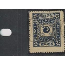 O) 1880 KOREA, KOREA CLASIC NICE REFERENCE, XF