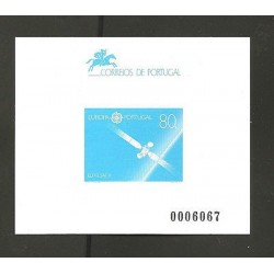 O) 1991 PORTUGAL, SATELLITE CEPT. PROOF