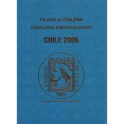 E) 2006 SPECIALIZED CATALOG CHILEAN STAMPS