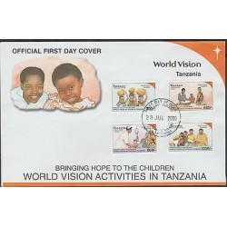 O) 2000 TANZANIA, EDUCATION, FOOD SECURE, HEALTHY CHILDRENS, PORTABLE WATER, WOR