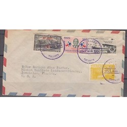 O) 1964 PANAMA- TUCUMEN, PRESIDENT ROBERTO F. CHIARI, HOSPITAL SANTO TOMAS, REHA