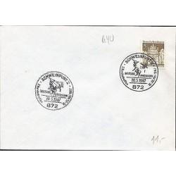E)1967 GERMANY, PORTJUGEN, STETTIN POMMERN, MARCOPHILIA