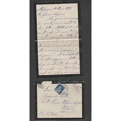 O) 1913 SWITZERLAND, COVER FROM SWITZERLAND TO MEXICO CITY, MORTUARY LET, XFTER.