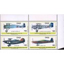 RE)1990 CHILE, AIR FORCE CHILE, VICKERS WIBAULT-CURTISS O1E FALCON