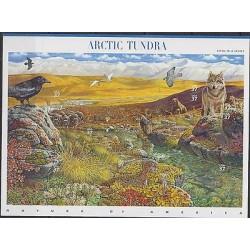 o) 2003 UNITED STATES, ARCTIC TUNDRA, BIODIVERSITY, ANIMALS, SOUVENIR MNH