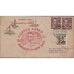 O) 1948 SPAIN, JOSE MARIA DE SALAMANCA-MARQUIS, MIGUEL DE CERVANTES SAAVEDRA-NOV