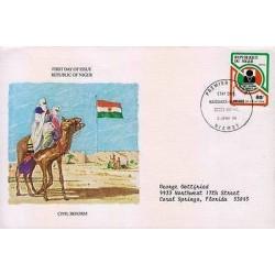 E) 1986 NIGER, CAMELS, CIVIL REFORM, FDC