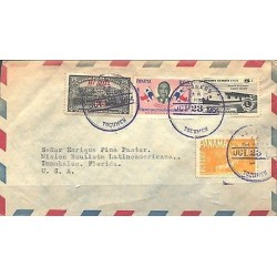 O) 1964 PANAMA, HOSPITAL SANTO TOMAS,SCHOOL FOR THE BLIND - LIONS CLUB, REHABIL
