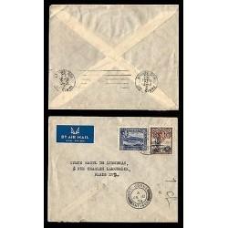 E)1939 ANTIGUA Y BARBUDA, NELSONS DOCYARD, ST JOHNSON HARBOUR