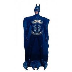 G) BATMAN, MARBLE POWDER WITH ACRYLIC, 30 INCHES TALL