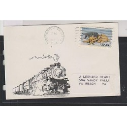 O) 1993 UNITED STATES- USA, DOG, COVER TO BEACH, XF
