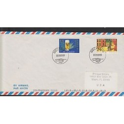 O) 2008 BELGIUM, BEER INDUSTRY 1986-WHEAT, OPERA ROYAL DE WALLONIE, COVER TO UN