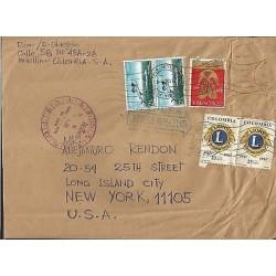 E)1967 COLOMBIA, SAILFISH, BOARD OF TRUSTEES, LIONS INTERNATIONAL