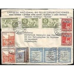 E)1957 COLOMBIA, TELECOM, NATIONAL TELECOMMUNICATIONS COMPANY, SANCTUARY