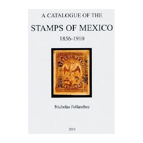RG)2015 NICHOLAS FOLLANSBEE CATALOGUE, CLASSICS OF MEXICO, ENGLISH VERSION
