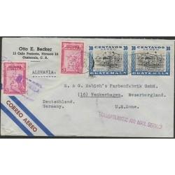 O) 1950 GUATEMALA, BARTOLOME DE LAS CASAS - FRAY, IV CENTRAL AMERICAN AND CARIBB