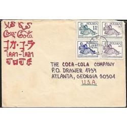 E)1980 POLAND, ROOM ROYAL SCULTURE, COCA COLA COMPANY