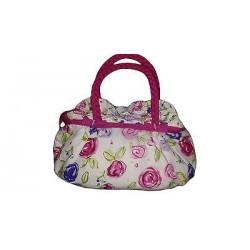 Cute flowers handbag
