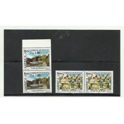 O) 1989 BOLIVIA, AMERICA UPAEP, ARCHAEOLOGY TEMPLE KALASASAYA, INDIAN CULTURE TI