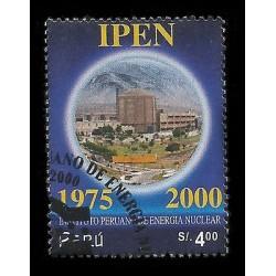 E)2000 PERU, NUCLEAR ENERGY INSTITUTE, IPEN, 1253 A572, MNH
