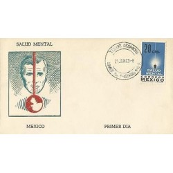 B)1962 MEXICO, HEALTH, MEDICINE, MENTAL HEALTH, FDC