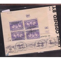 E)1940 ECUADOR, ANNIVERSARY OF THE MEASUREMENT OF THE HIGHT COUNTRY OF ECUADOR