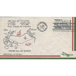 B)1966 MEXICO, HISTORY, TRAVEL, RELIGIOUS, MARINE AND COSMOGRAFO, FRAY ANDRES DE