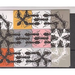 RO) 2012 AUSTRIA, INSECTS, ANTS - FORMOCIDAE, STAMPS, MNH