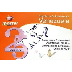 E)2015 VENEZUELA, INTERNATIONAL DAY FOR THE ELIMINATION OF VIOLENCE AGAINST WOME