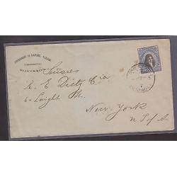 O) 1901 ECUADOR, JOSE MEJIA -PRECURSOR OF INDEPENCE JOSE MEJIA-BOTANICAL- DOCTOR