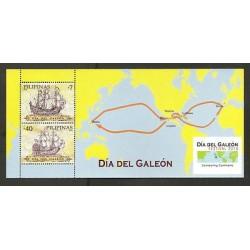 O) 2010 PHILIPPINES, ROUTE MANILA,MEXICO,SEVILLA, DAY OF THE GALLEON, SOUVENIR